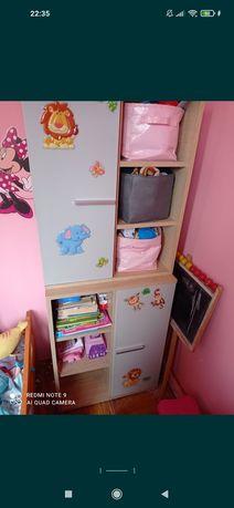 szafki do pokoju dziecięcego