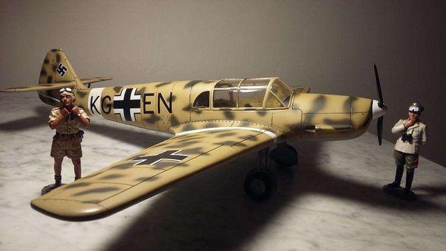 O taxi de Rommell - Segunda guerra mundial. Peça de colecção