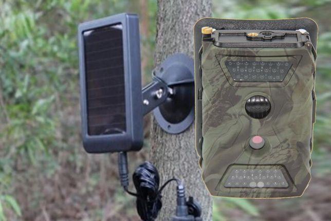 camera caça envia foto mms autonoma c/ painel solar camara hd 12mp hd