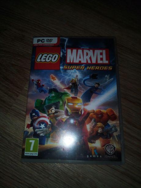 Gra komputerowa lego marvel
