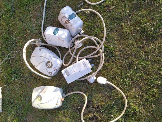Podgrzewacze elektryczne wody 5szt