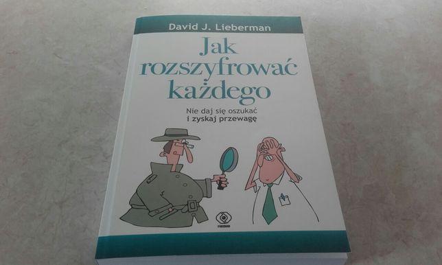 Jak rozszyfrować każdego Lieberman