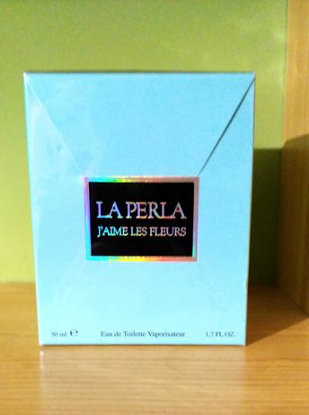 La Perla J'aime Les Fleurs EDT 50 ml oryginalny folia