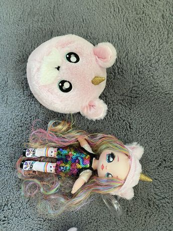 Nanana surprise lalka jednorożec
