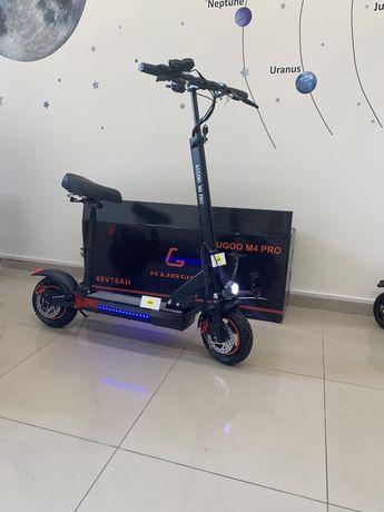 Электросамокат Kugoo M4 Pro от Jilong 2021г. 600w 18ah.