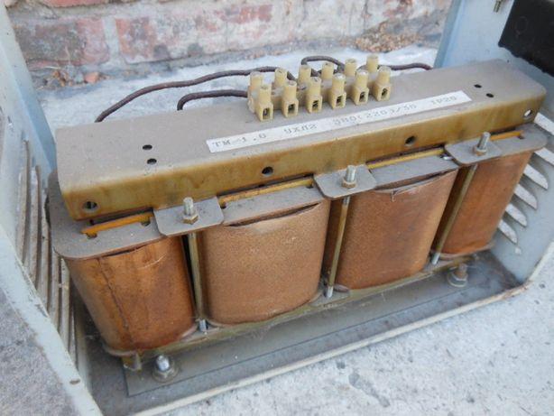 трансформатор ТМ 1,6 ухл2