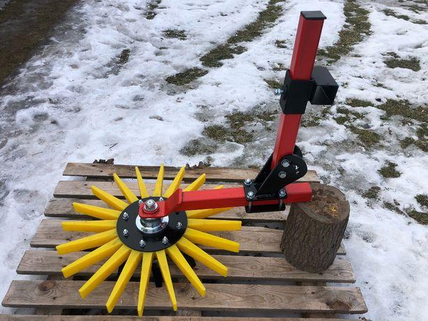 Gwiazda sadownicza pieląca boczna 650mm