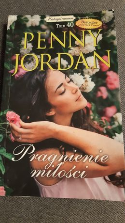 Pragnienie miłości  Penny Jordan