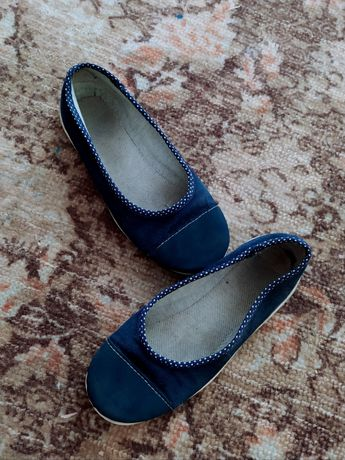Балетки туфли сменка 18 см