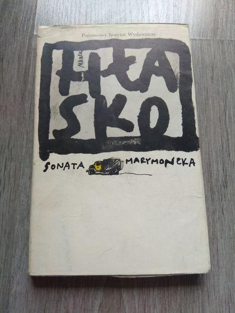 Marek Hłasko - Sonata Marymoncka