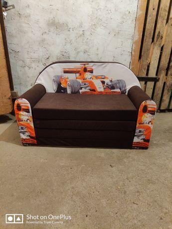 Mini sofa/leżak dla dziecka (funkcja spania)