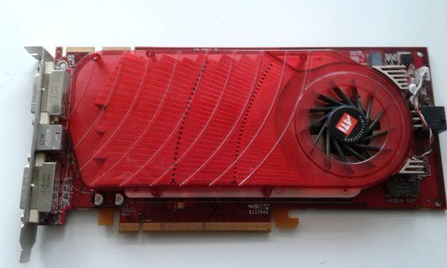 Видеокарта ATI Radeon X1950 PRO