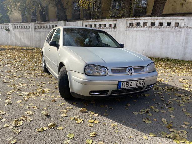 Volksvagen Golf 4 1.6 газ/бензин!