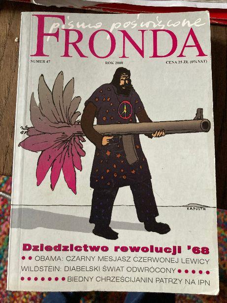 Pismo Fronda. Dziedzictwo rewolucji 68.