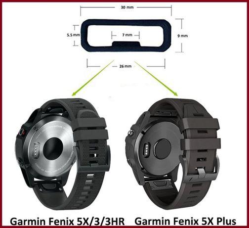 Szlufka Do Paska Garmin Fenix 5x 3 3HR 5x Plus Szlufki 26mm Wys24H