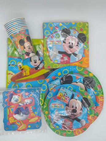 Conjunto de Aniversário Mickey Mouse