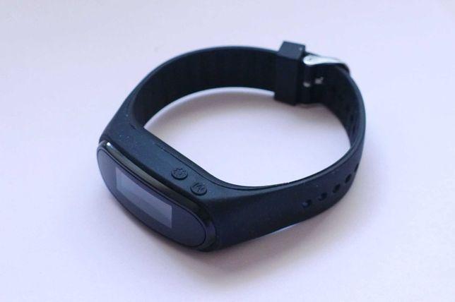 Zegarek z krokomierzem, licznikiem kalorii