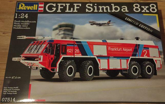 Nowy model Revell gflf simba 8x8 duzy