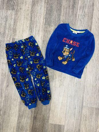 Пижама махровая 3/4 года пижама 3-4 года