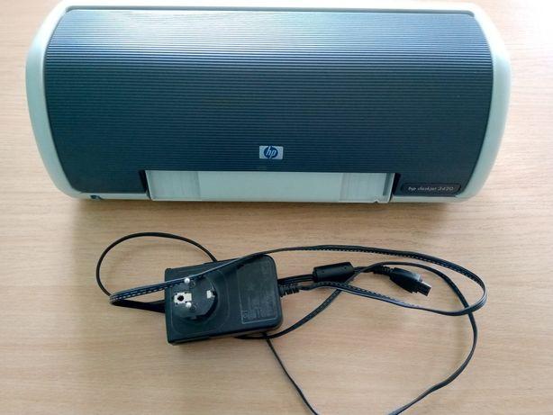 Два принтера НР Deskjet 3420 и НР Deskjet 3325