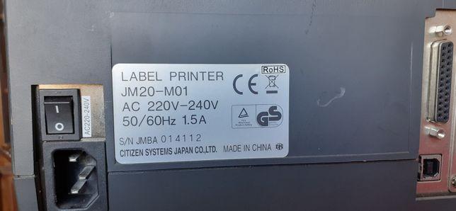 Impressora etiquetas