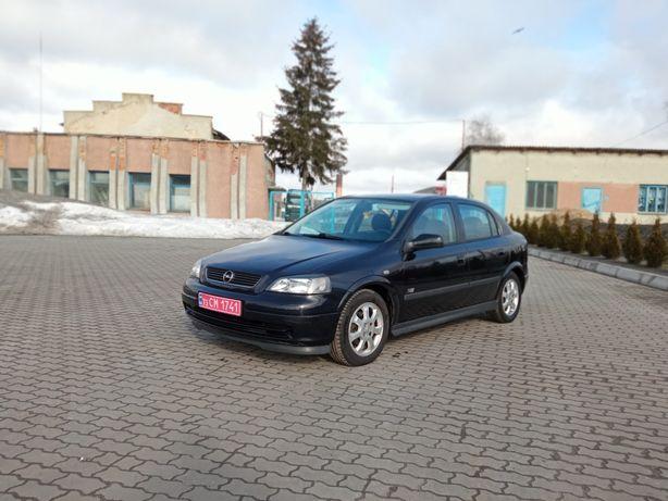 Opel Astra з Голандії