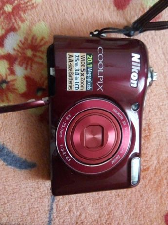 Фотоапарат Nikon L 30