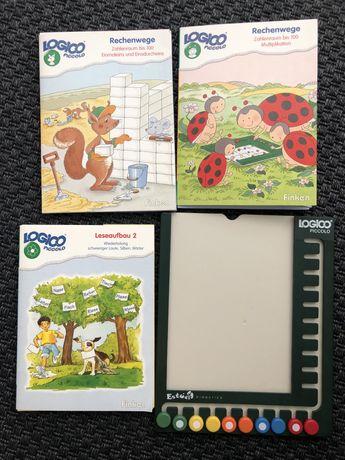 Logico Piccolo - suporte e cadernos didaticos em alemão
