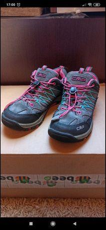 Buty jesienne trekkingowe CMP 35.5