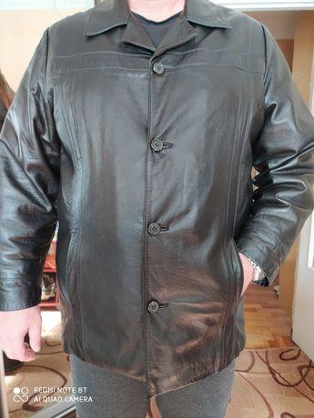 Куртки пилоты.мужские, кожаные 4 шт.