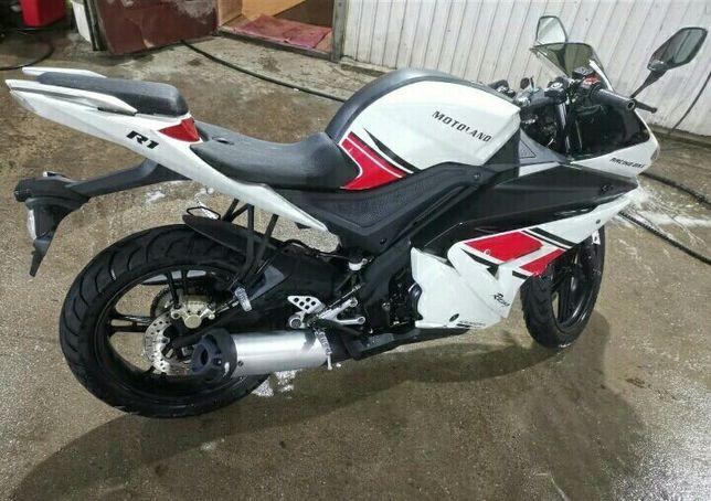 Продам мотоцикл motoland r1 250