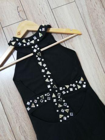Sukienka czarna rozm S