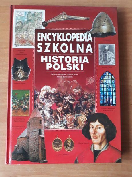 Encyklopedia szkolna historia polski