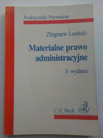 Materialne prawo administracyjne Leoński