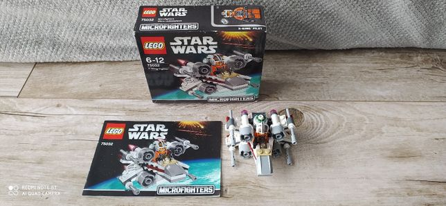 Lego Star Wars 75032 X-Wing Seria 1 Microfighters
