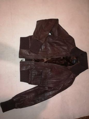 Куртка женская Кожаная Oasis 48р.