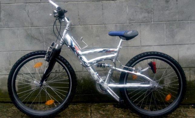 Подростковый - Велосипед горный - продам, рама алюминий