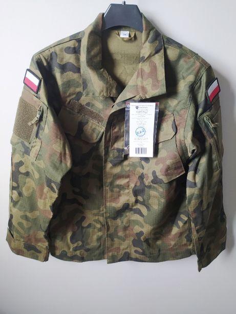 Mundur wojskowy całoroczny 124P/MON S/R. Nowy, prod. 09.2020