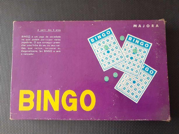 Jogo Majora Bingo