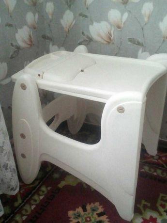 Стол-парта для дошкольников, 1700 руб.