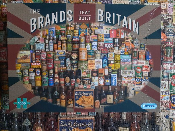 Gibsons 1000 The Brands Britain