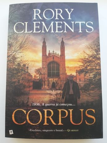 Corpus - Rory Clements