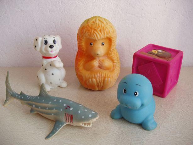 Гумові іграшки оптом