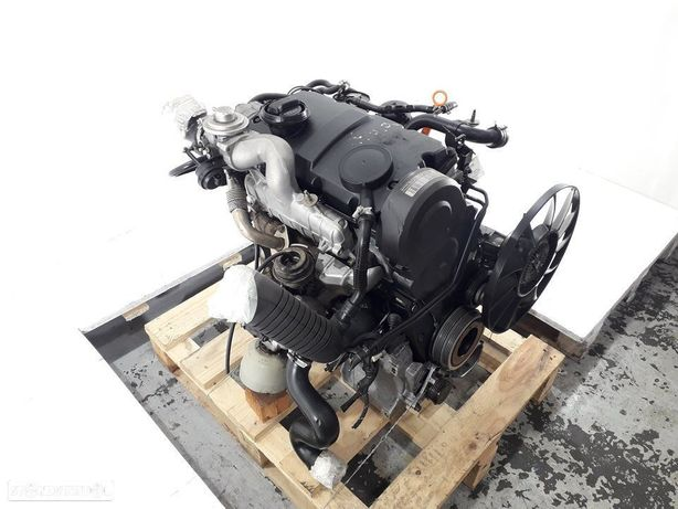 Motor Audi A4 1.9 TDI 115 CV   AJM