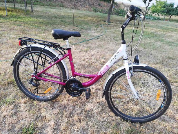 Rower miejski dziewczecy