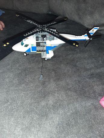 Lego city вертолет
