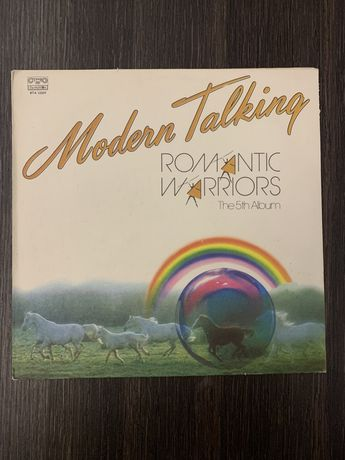 Modern Talking Romantic Warriors winyl