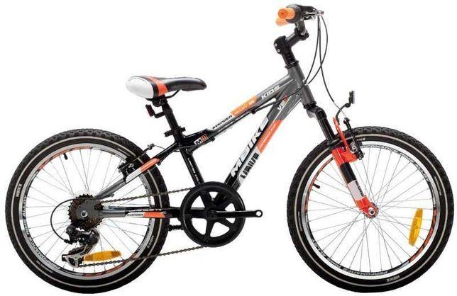 Велосипед MBIKE AVENGER 20 orange детский
