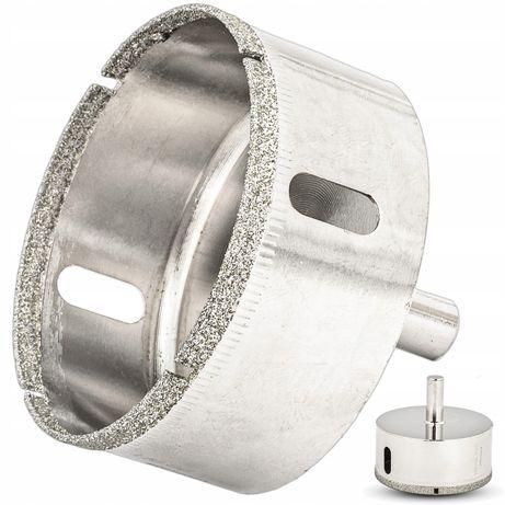 wiertło diamentowe do gresu szkła otwornica 60mm (OW331)