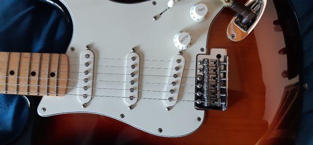 "Gitara Fender Stratocaster ,, Mexico Standard"""